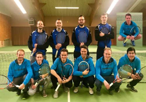 Herren-Mannschaft Tennis Karlstadt